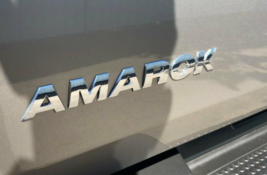 2017 VOLKSWAGEN AMAROK TDI420 Core Plus 2H Tw.Turbo UTILITY Dual Cab