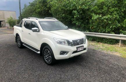 Demo 2018 NISSAN NAVARA D23 S3 Utility 4dr ST-X Dual Cab Spts Auto 7sp 4x2 2.3DTT 1012kg