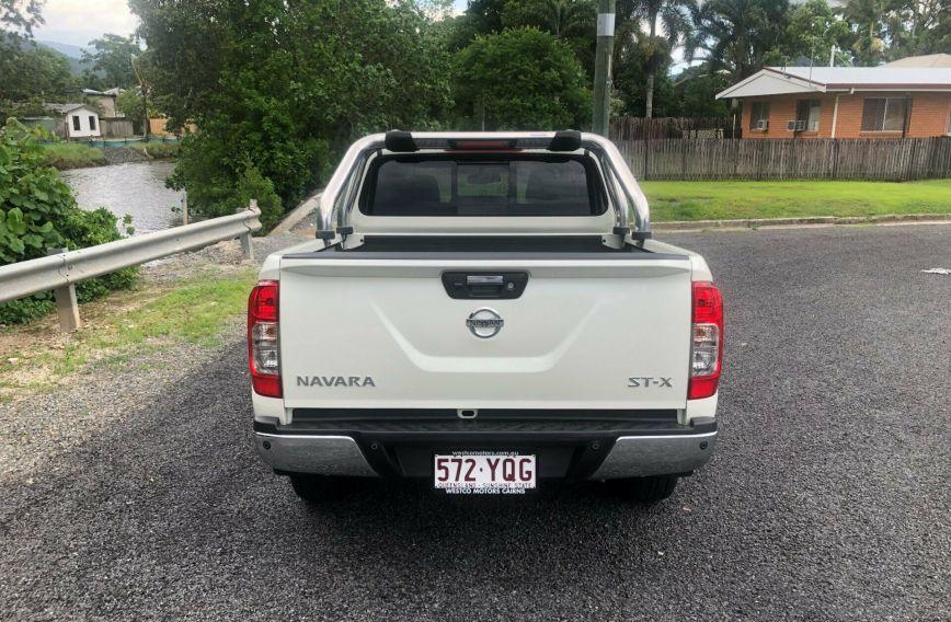 2018 NISSAN NAVARA ST-X  D23 S3 Tw.Turbo UTILITY Dual Cab