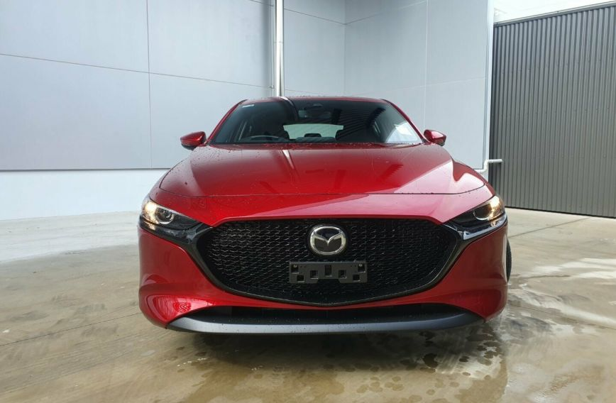 2021 MAZDA 3 G20 Evolve BP2H7A  Hatchback