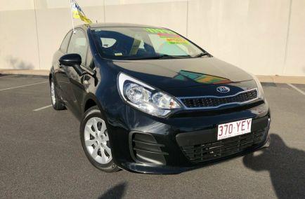Used 2015 KIA RIO UB Hatchback 3dr S Spts Auto 4sp 1.4i