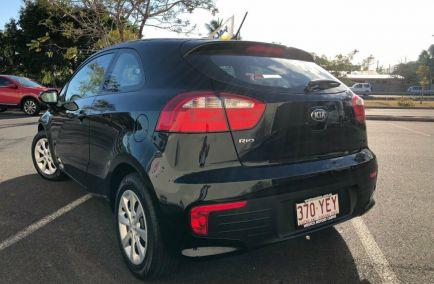 2015 KIA RIO S  UB  Hatchback