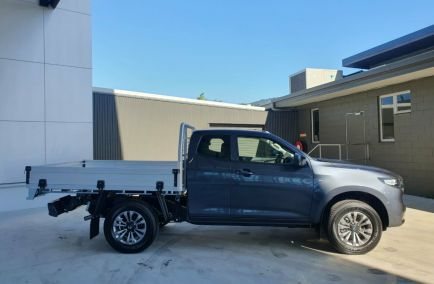 2021 MAZDA BT-50 XT  TFS40J Turbo Extended Cab Chassis Utility