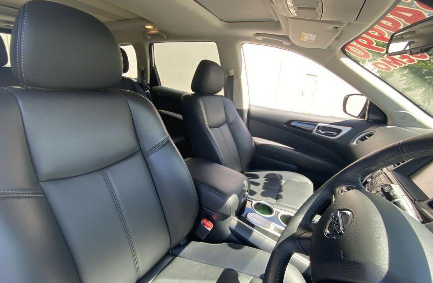 2019 NISSAN PATHFINDER ST-L  R52 Series III  WAGON