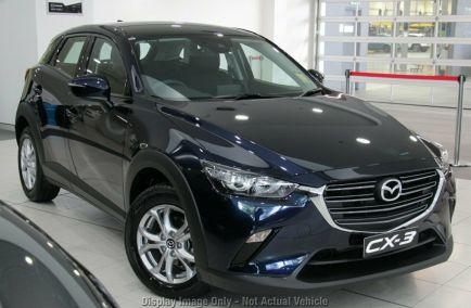 New 2020 MAZDA CX-3 DK2W7A Maxx Sport Wagon 5dr SKYACTIV-Drive 6sp FWD 2.0i