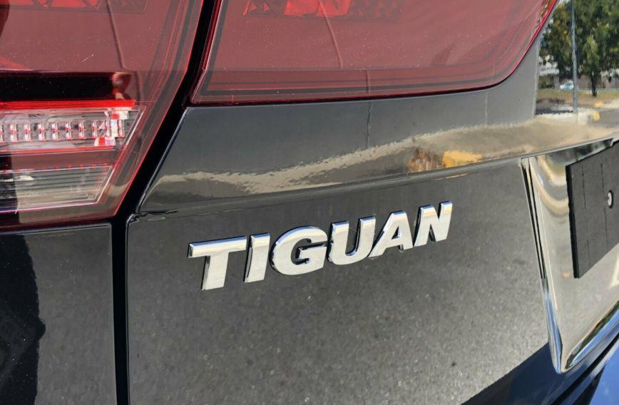 2018 VolksWagen  Tiguan Wolfsburg Edition 7 Speed DSG !!!Special Model!!! 5N Turbo WAGON