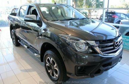 New 2018 MAZDA BT-50 UR0YG1 Utility 4dr XTR Dual Cab Spts Auto 6sp 4x4 3.2DT 1095kg