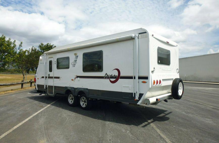 2008 Avan Eurostar 685 Caravan Trailer Westco Motors Cairns