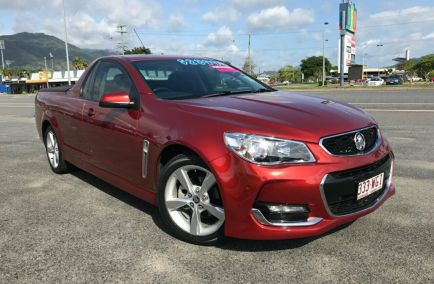 Used 2015 HOLDEN UTE VF II Utility 2dr SV6 Ute Extended Cab Spts Auto 6sp 3.6i