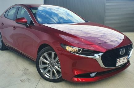 Demo 2020 MAZDA 3 BP2S7A G20 Touring Sedan 4dr SKYACTIV-Drive 6sp 2.0i