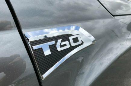 2018 LDV T60 PRO  SK8C Turbo Dual Cab Utility