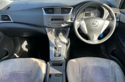 2013 NISSAN PULSAR ST  B17  Sedan