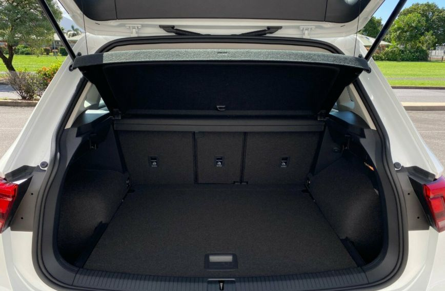 2019 VOLKSWAGEN TIGUAN 110TSI Trendline 5N Turbo Wagon