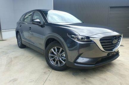 Demo 2020 MAZDA CX-9 TC Sport Wagon 7st 5dr SKYACTIV-Drive 6sp i-ACTIV AWD 625kg 2.5T