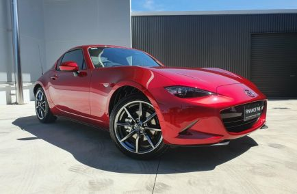 2021 MAZDA MX-5 GT  ND  Coupe