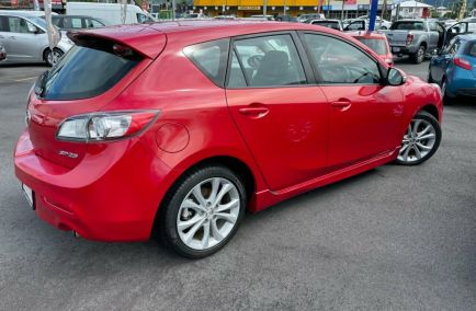 2009 MAZDA 3 SP25  BL10L1  Hatchback