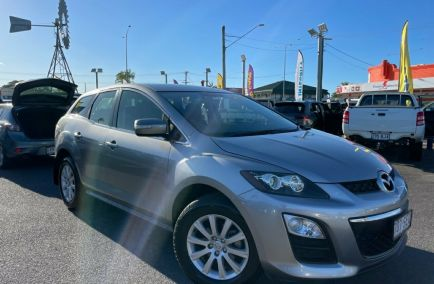 Used 2011 MAZDA CX-7 ER10L2 Classic Wagon 5dr Activematic 5sp 2.5i