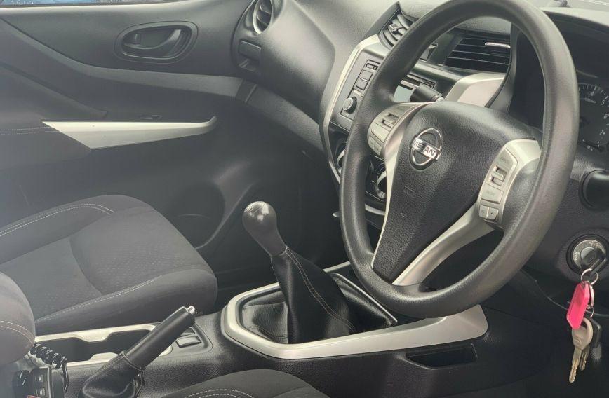 2015 NISSAN NAVARA DX  D23  CAB CHASSIS Single Cab