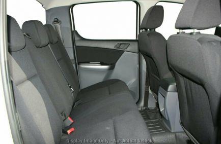 2018 MAZDA BT-50 XT  UR0YG1 Turbo Dual Cab Chassis Utility