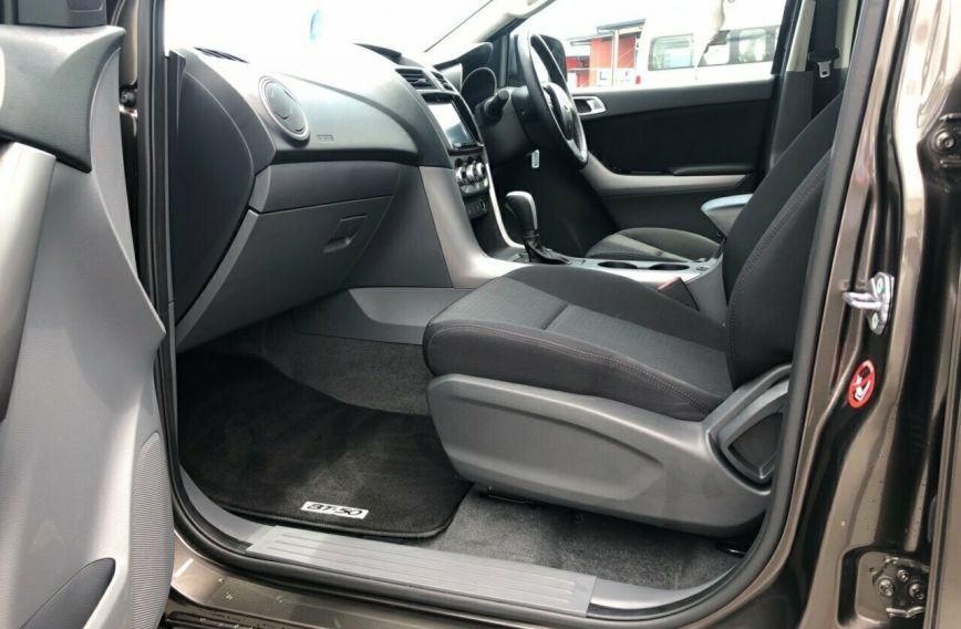 2017 MAZDA BT-50 XTR  UR0YG1 Turbo Dual Cab Utility
