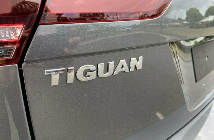 2019 VOLKSWAGEN TIGUAN 162TSI Highline 5N Turbo WAGON