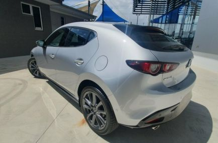2020 MAZDA 3 G25 GT BP2HLA  Hatchback