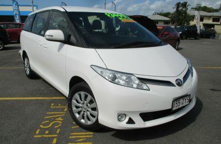 Used 2017 TOYOTA TARAGO ACR50R GLi Wagon 8st 5dr CVT 7sp 2.4i