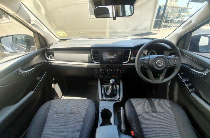 2020 MAZDA BT-50 XT  TFS40J Turbo UTILITY Dual Cab