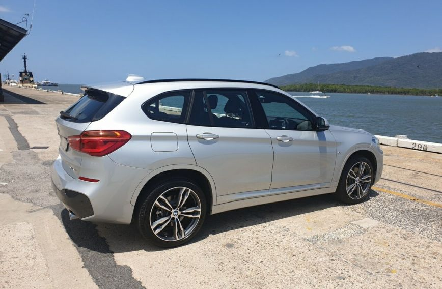 2018 BMW X1 xDrive25i  F48 Turbo Wagon