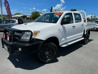 2008 TOYOTA HILUX for sale in Cairns