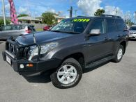 2014 TOYOTA LANDCRUISER PRADO for sale in Cairns