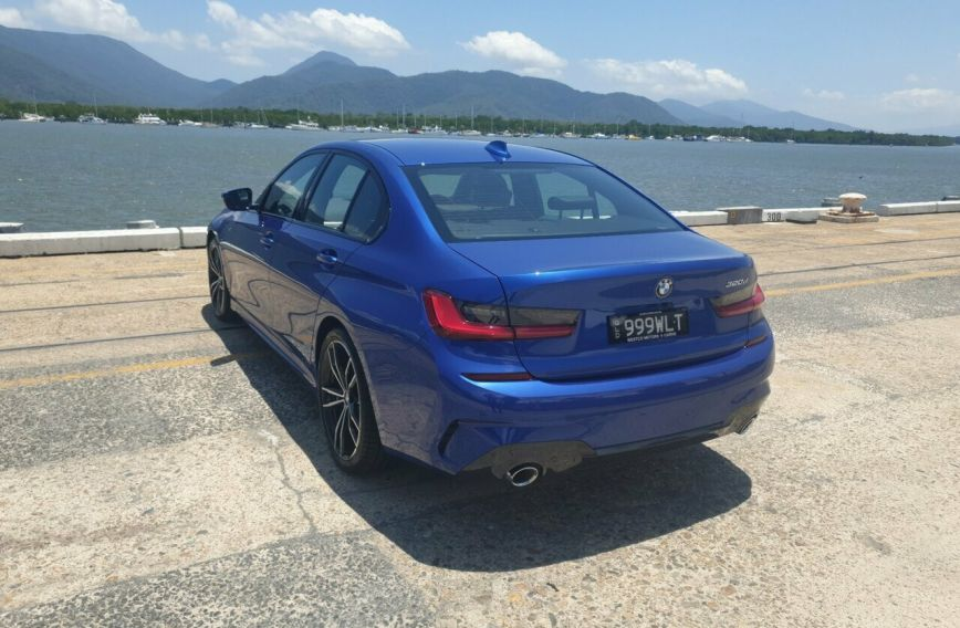 2018 BMW 3 SERIES 320d M Sport G20 Turbo SEDAN