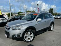 2011 HOLDEN CAPTIVA for sale in Cairns