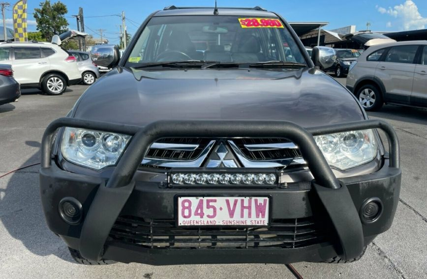 2014 MITSUBISHI CHALLENGER   PC (KH) Turbo WAGON