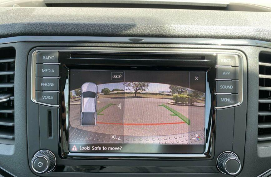 2019 VOLKSWAGEN AMAROK TDI550 Core 2H Turbo Dual Cab Utility