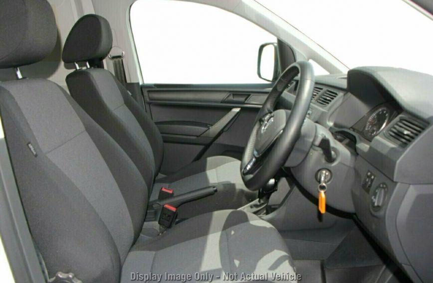 2019 VOLKSWAGEN CADDY TSI220  2KN Turbo VAN