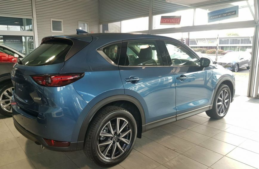 2019 MAZDA CX-5 GT  KF4WLA Turbo WAGON