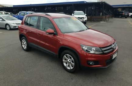 Used 2014 VOLKSWAGEN TIGUAN 5N Wagon 5dr 132TSI Pacific DSG 7sp 4MOTION 2.0T