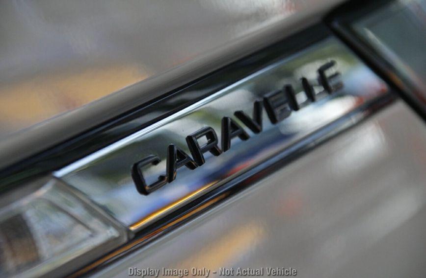 2021 VOLKSWAGEN CARAVELLE TDI340 Trendline T6.1 Turbo Wagon