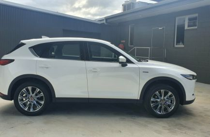 2020 MAZDA CX-5 100th Anniversary  KF4WLA Turbo Wagon