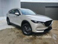 2021 MAZDA CX-8 for sale in Cairns