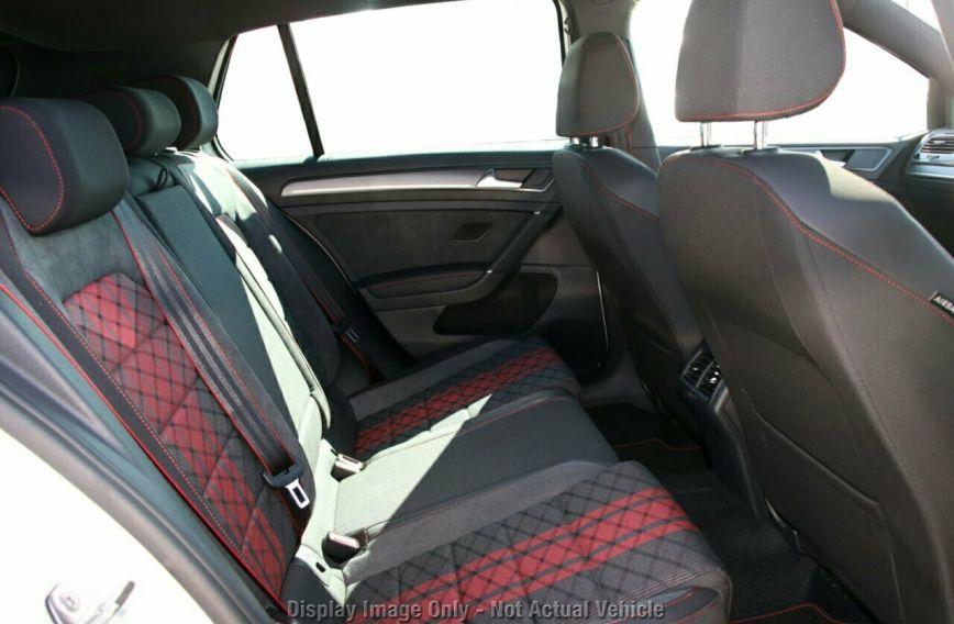 2020 VOLKSWAGEN GOLF GTI TCR  7.5 Turbo Hatchback