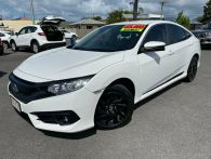 2016 HONDA CIVIC for sale in Cairns