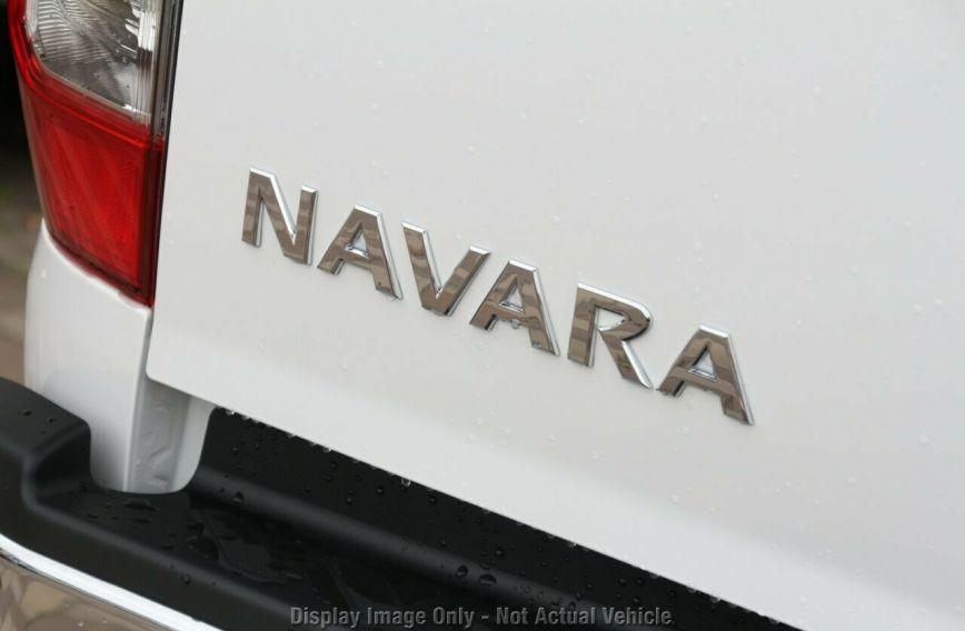 2020 NISSAN NAVARA ST  D23 S4 Tw.Turbo UTILITY Dual Cab