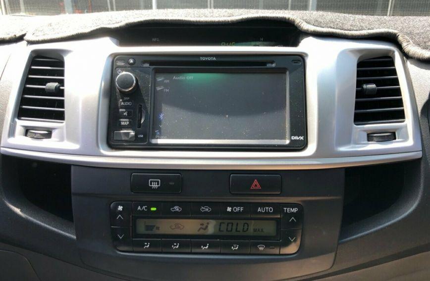2012 TOYOTA HILUX SR5  KUN26R Turbo UTILITY Dual Cab