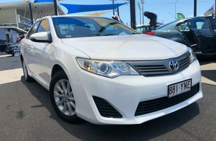 Used 2014 TOYOTA CAMRY ASV50R Sedan 4dr Altise Spts Auto 6sp 2.5i 635kg