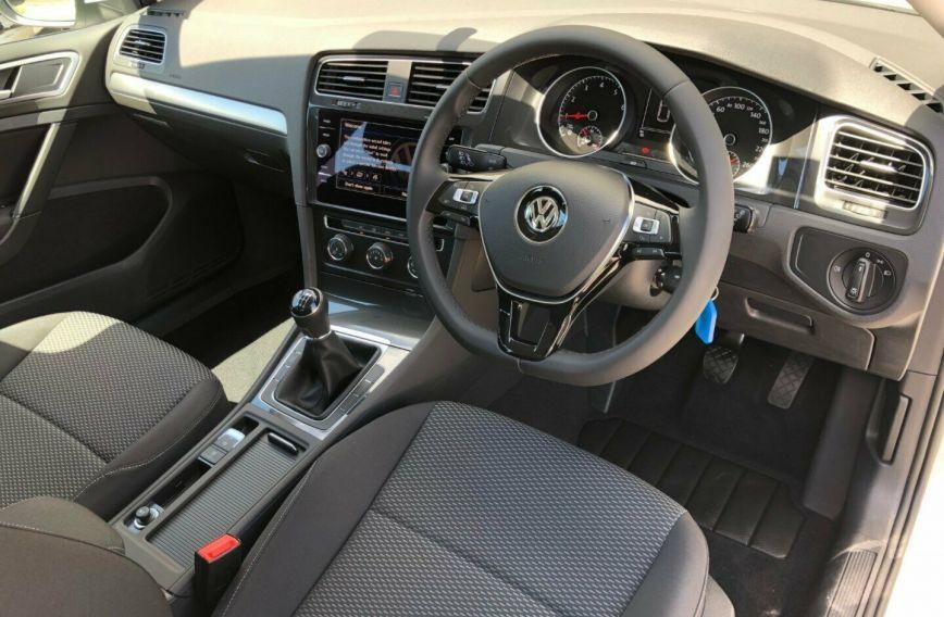 2018 VolksWagen Golf Golf 110TSI 6 Speed Manual 7.5 Turbo
