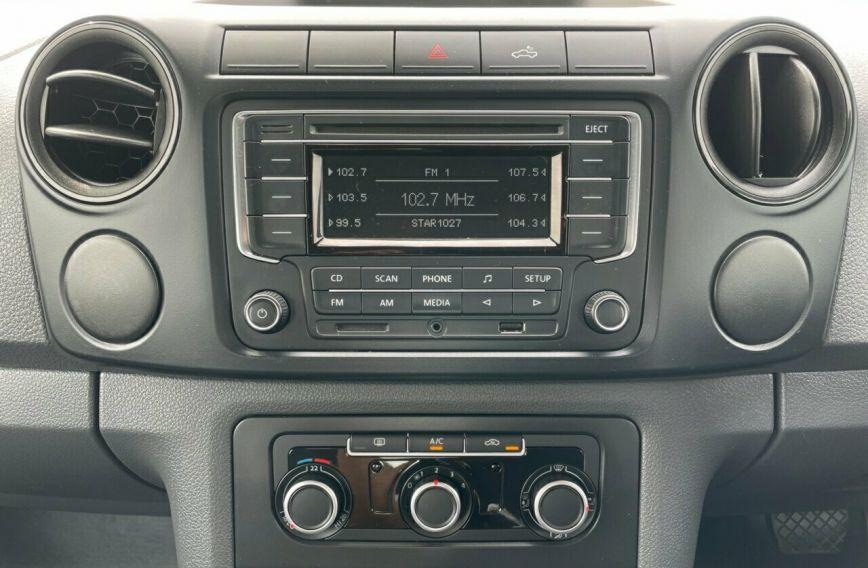 2016 VOLKSWAGEN AMAROK TDI420 Core 2H Tw.Turbo Dual Cab Utility