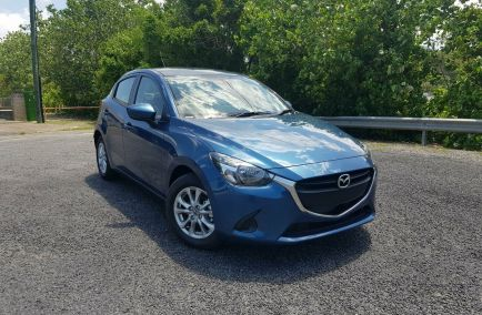 Demo 2018 MAZDA 2 DJ2HA6 Hatchback 5dr Maxx SKYACTIV-MT 6sp 1.5i