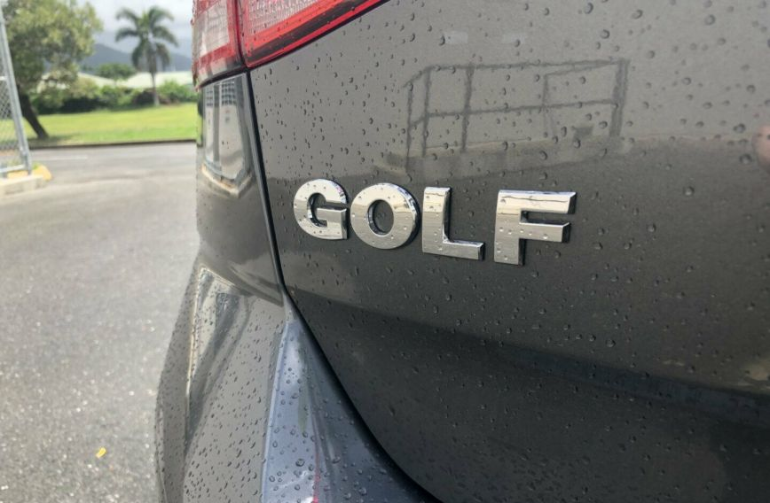 2019 VOLKSWAGEN GOLF 110TSI Comfortline 7.5 Turbo HATCHBACK